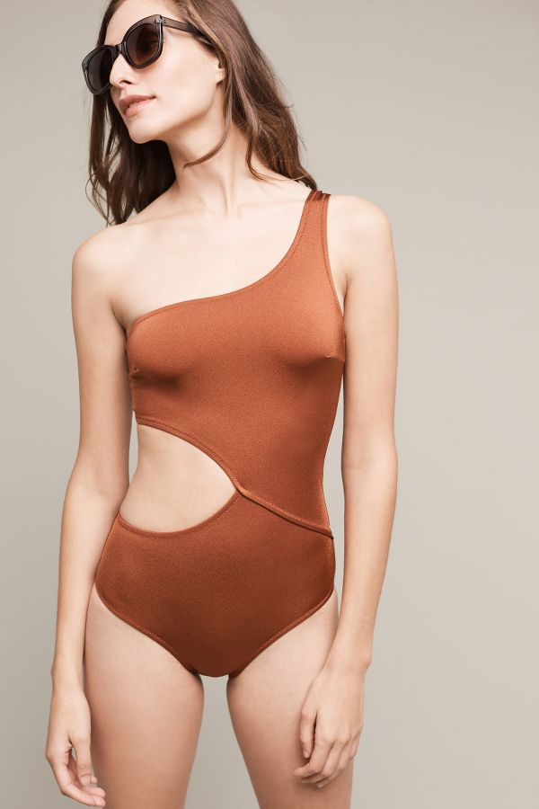 Solid & Striped Solid & Striped Claudia One-Piece