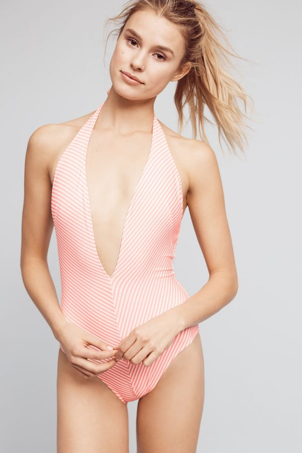 Solid & Striped Solid & Striped Willow One-Piece