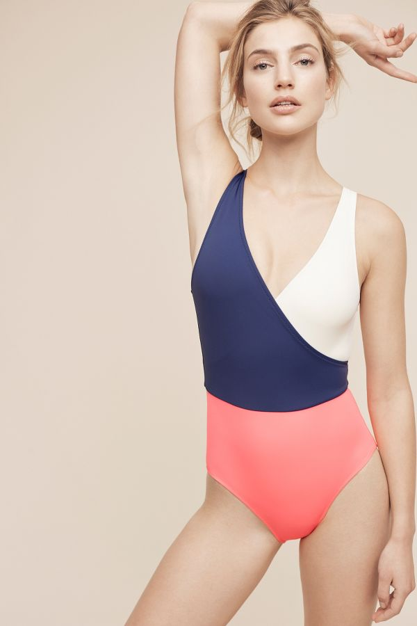 Solid & Striped Solid & Striped Ballerina One-Piece