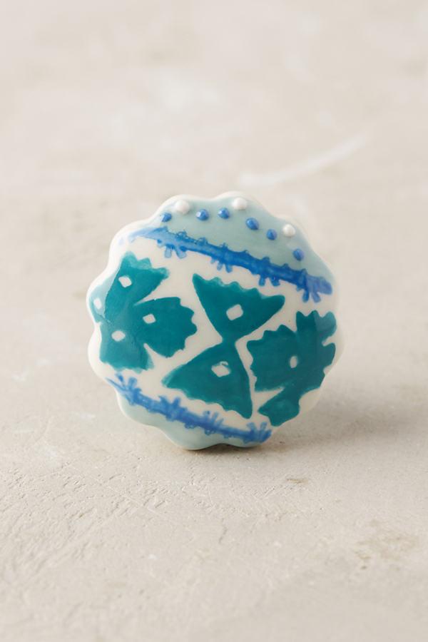Cesiley Knob - Turquoise