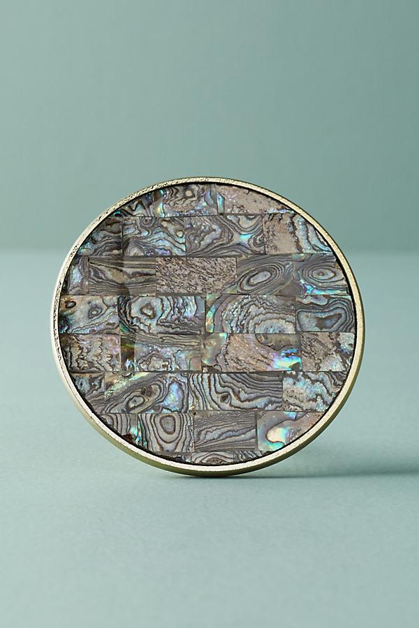 Opal-Knauf - Dark Turquoise