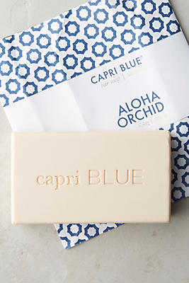 Slide View: 2: Capri Blue Aloha Orchid Bar Soap