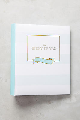 Slide View: 1: Story of You Baby Book