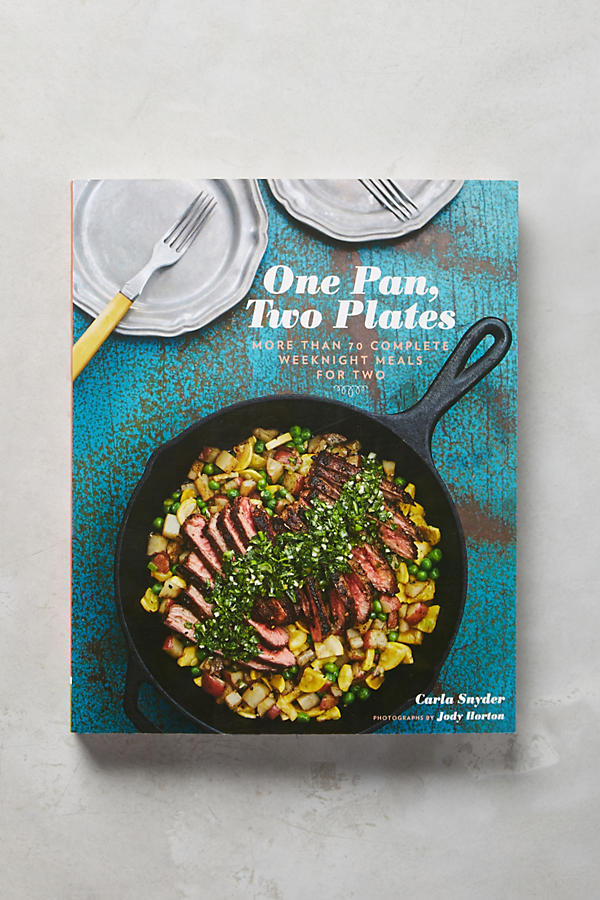 Slide View: 1: One Pan, Two Plates