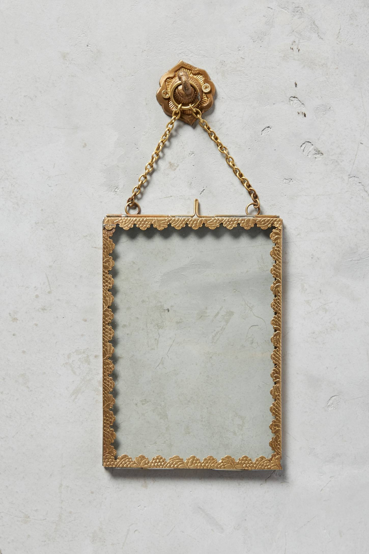 Slide View: 4: Mereille Hanging Frame
