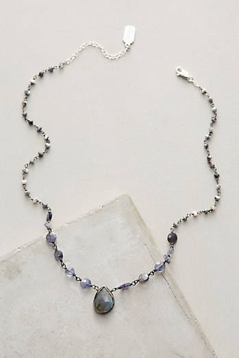 Ara Teardrop Necklace