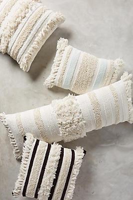Slide View: 4: Textured Indira Pillow