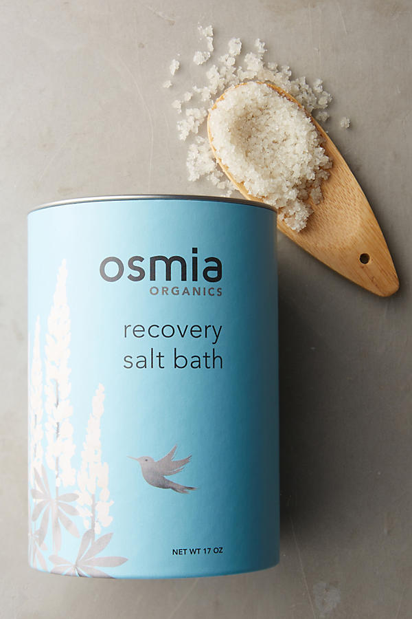 Slide View: 1: Osmia Organics Recovery Salt Bath