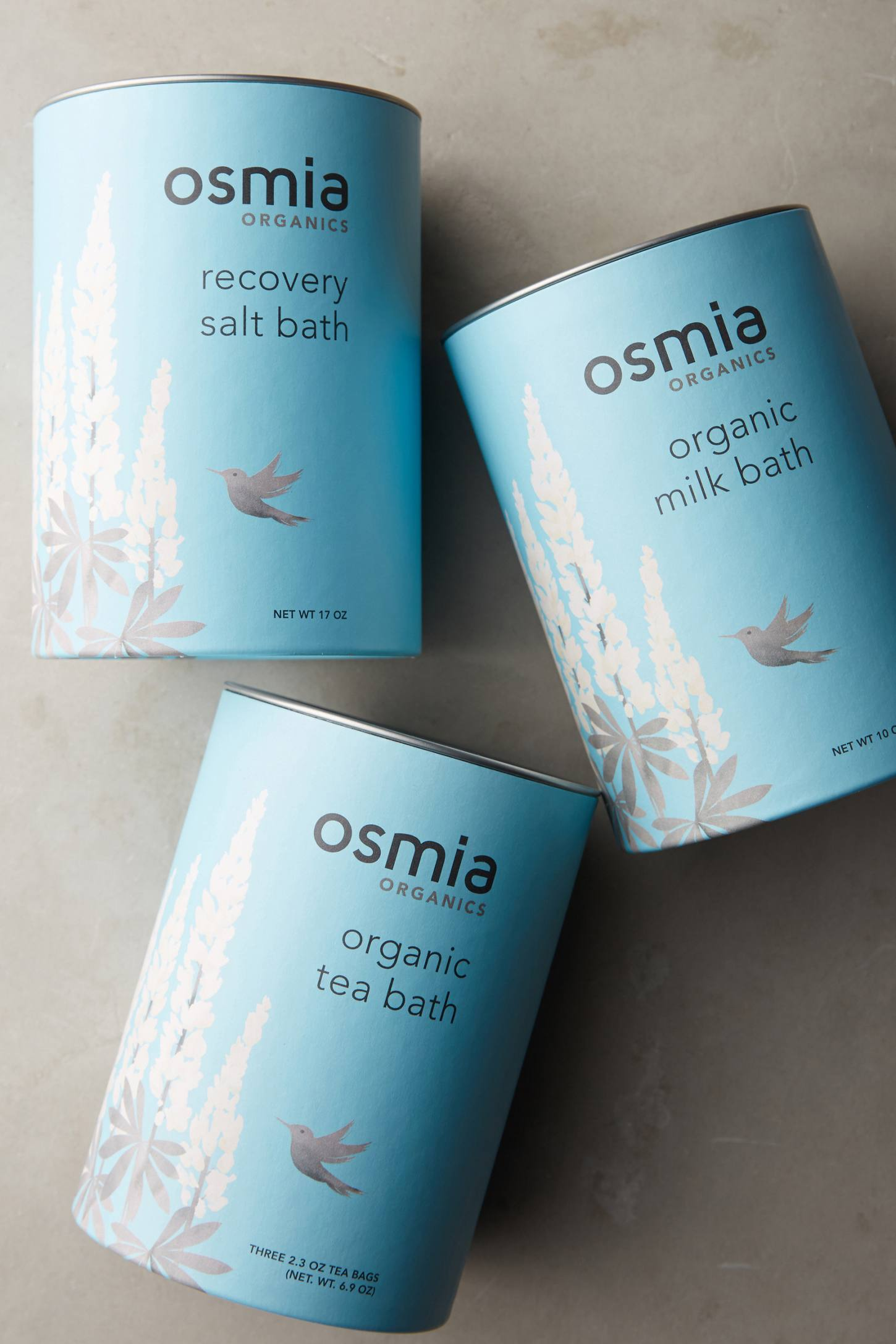 Slide View: 2: Osmia Organics Organic Tea Bath