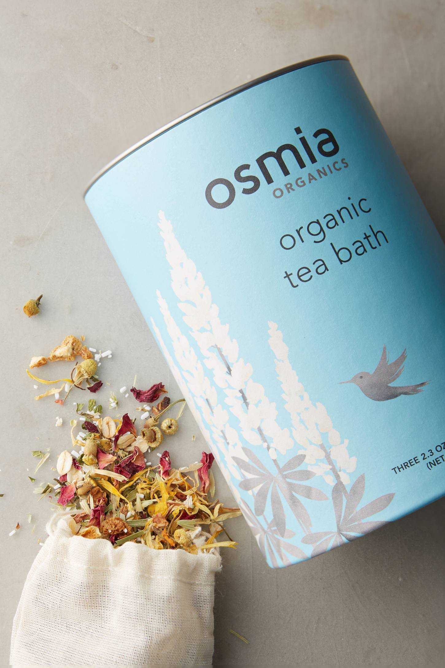 Slide View: 1: Osmia Organics Organic Tea Bath