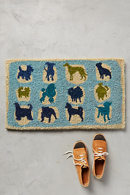 Noble Dog Doormat