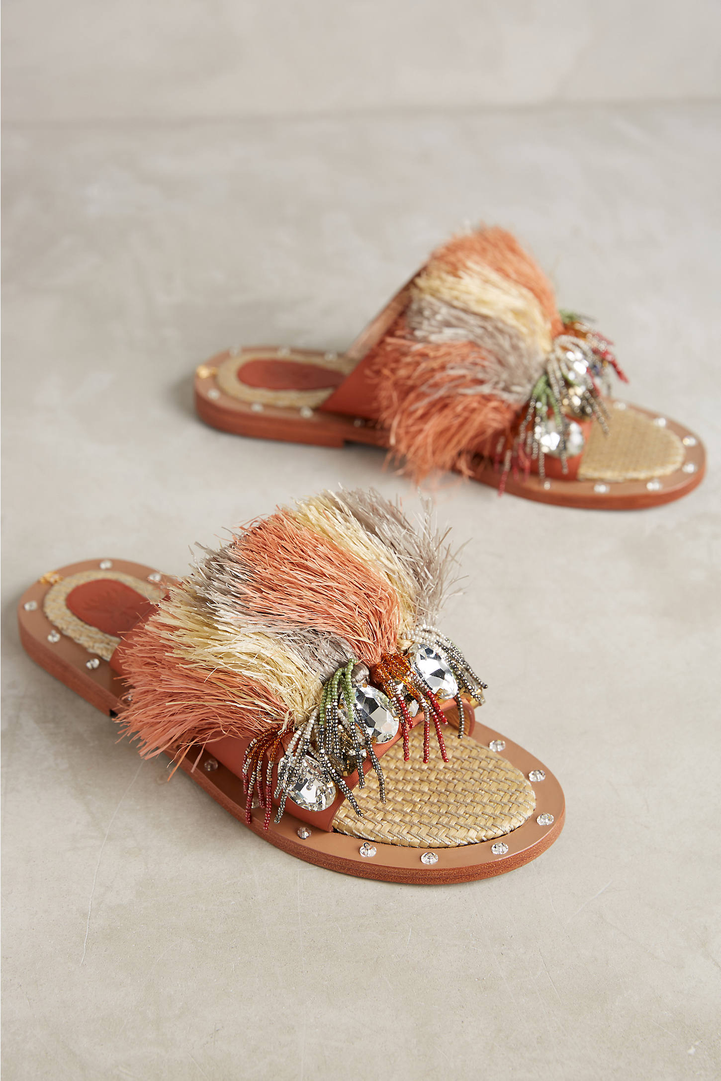 Sanchita Fero Slide Sandals