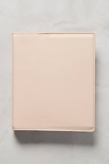 Leather Agenda Envelope