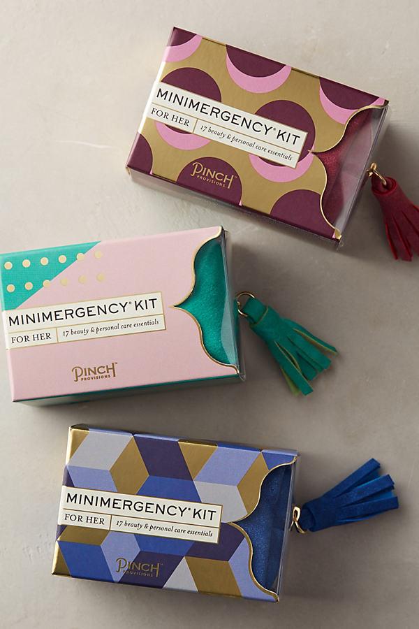 Pinch Provisions Minimergency Kit - Blue Motif
