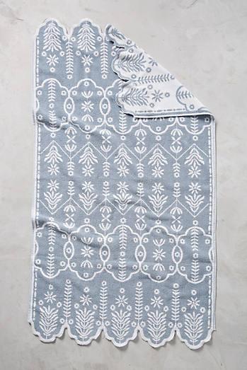 Shop printed bath towels hand anthropologie