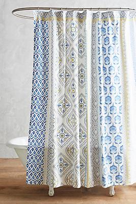 Azule Shower Curtain