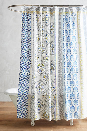 Shop Unique Amp Boho Shower Curtains Anthropologie