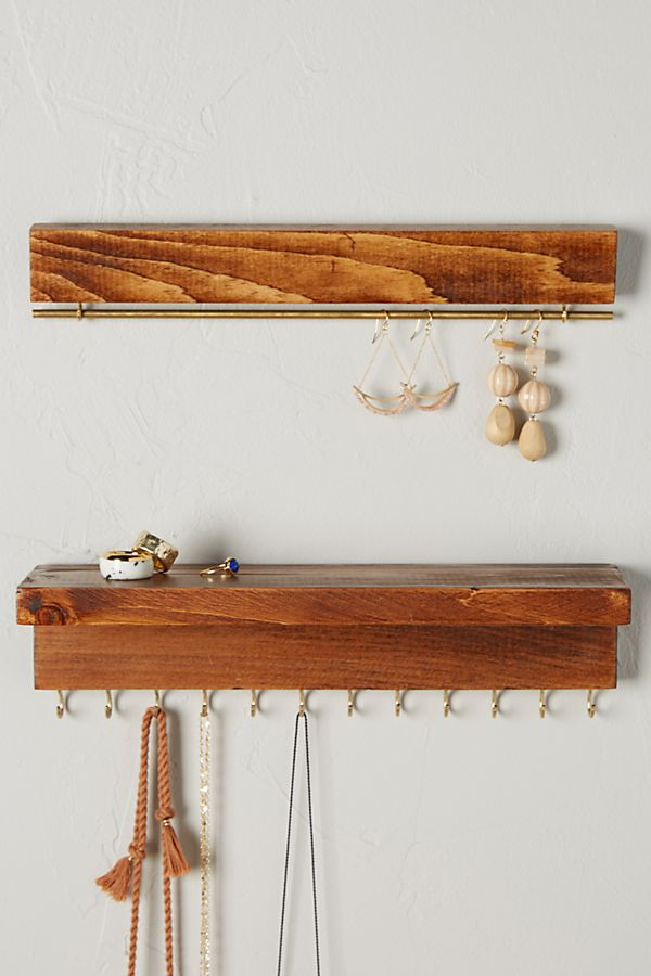 Slide View: 1: Hanging Jewelry Organizer