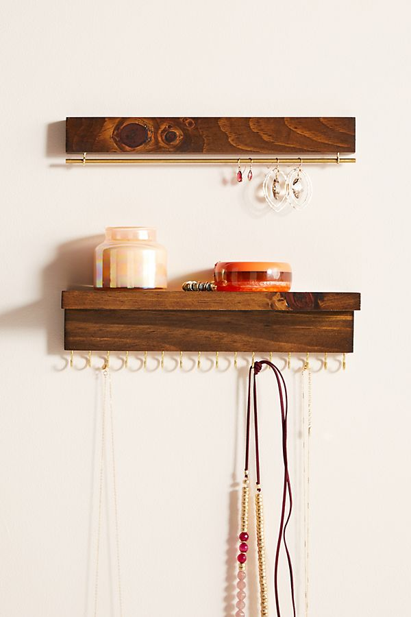 Slide View: 3: Hanging Jewelry Organizer