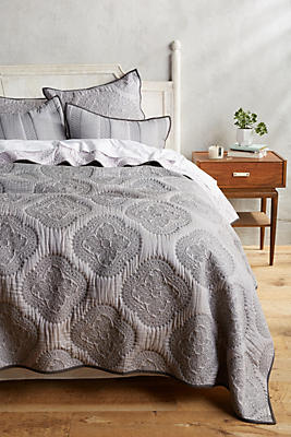 Slide View: 1: Peonia Coverlet
