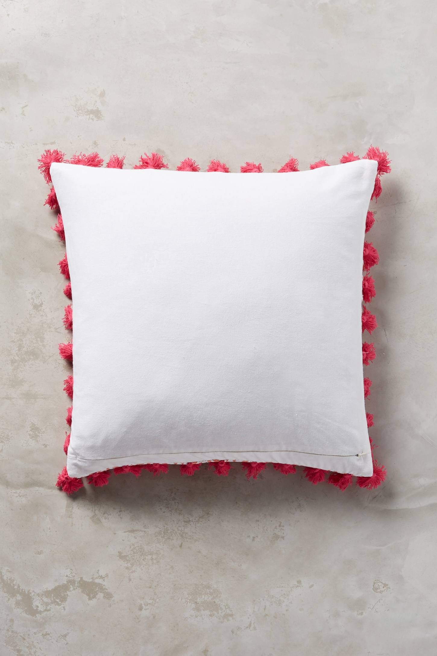 Slide View: 2: Folding Fans Pillow