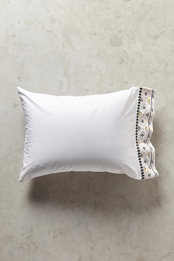 Slide View: 3: Simo Embroidered Sheet Set