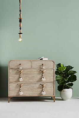 Slide View: 1: Zagora Tasseled Dresser