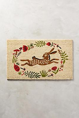 Bunny Hop Doormat