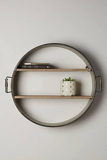 Calhoun Circular Shelf