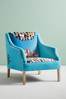 Slide View: 2: Zaylie Chair