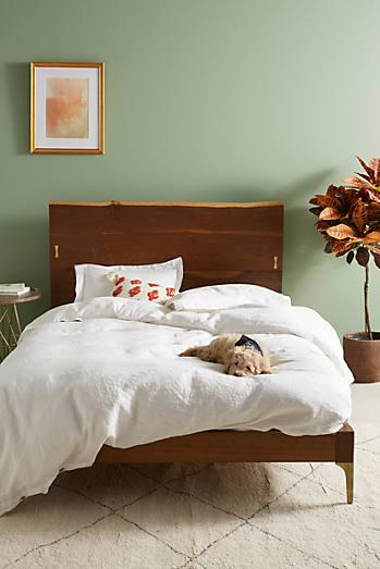 prana live edge bed