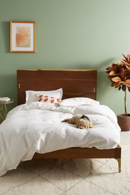 Captivating Prana Live Edge Bed