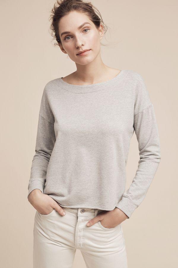 Splendid Kara Crossback Sweatshirt