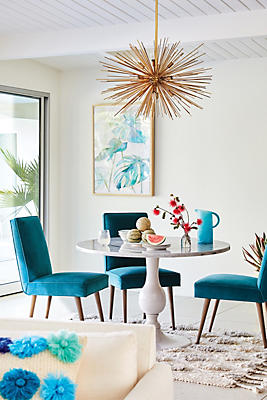 Slide View: 5: Annaway Dining Table