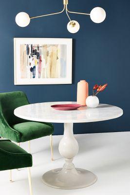 Elegant Annaway Dining Table Ideas