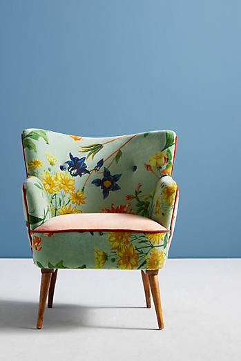 Floret Accent Chair
