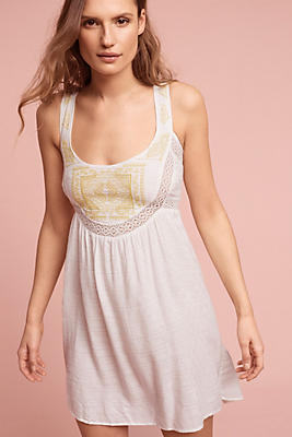 Lilka Textured Lace Chemise