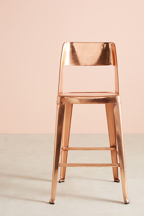 Spenser Stool - Copper