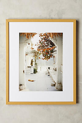 Anthropologie Wall Art udaipur morning wall art | anthropologie