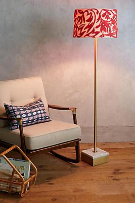 Slide View: 2: Murdock Lamp Shade