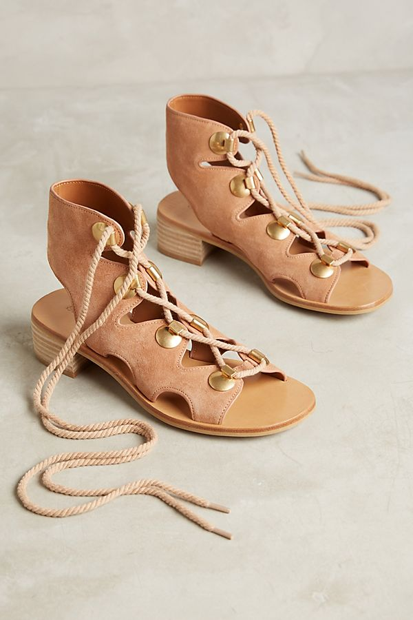 Chloé Edna Suede Gladiator Sandals Buy Cheap Store With Paypal Cheap Price Latest g8Ilkt