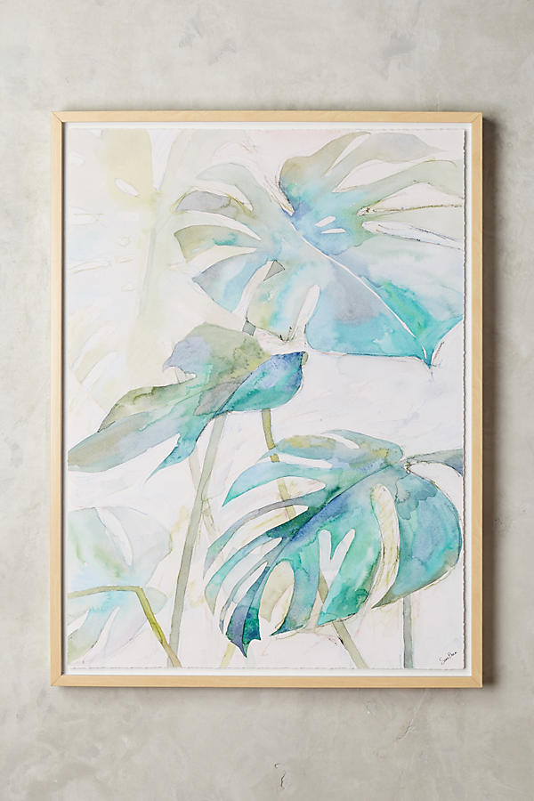 Slide View: 1: Tropicales Wall Art