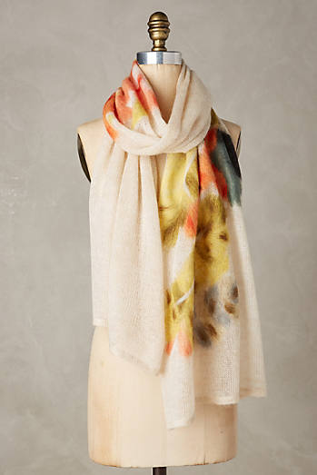 Painterly Scarf