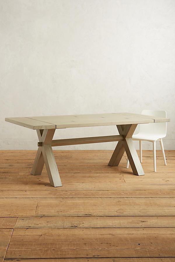 Slide View: 1: Triolet Dining Table - Triolet Dining Table Anthropologie