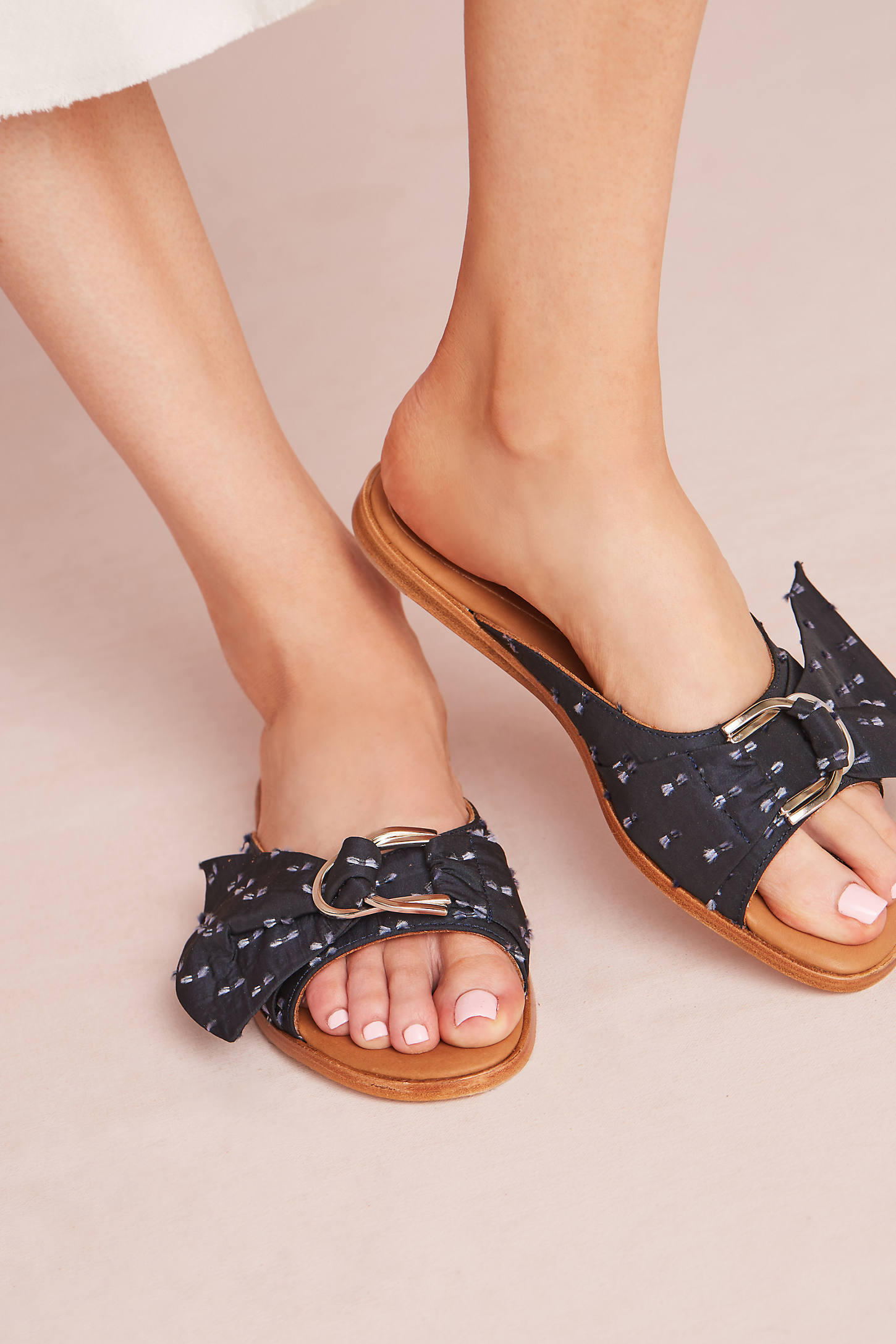 Miista Jeni Slide Sandals
