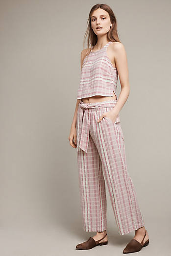 Aita Striped Pants