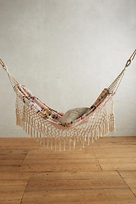 Slide View: 1: Beadwork Hammock