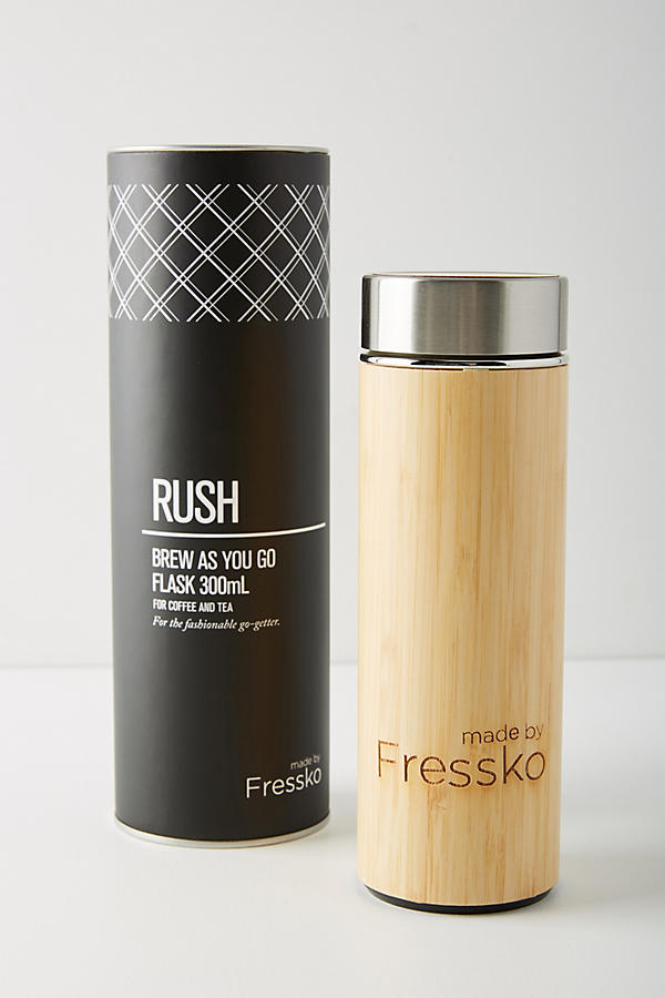 Slide View: 1: Fressko Rush Infuser & Flask