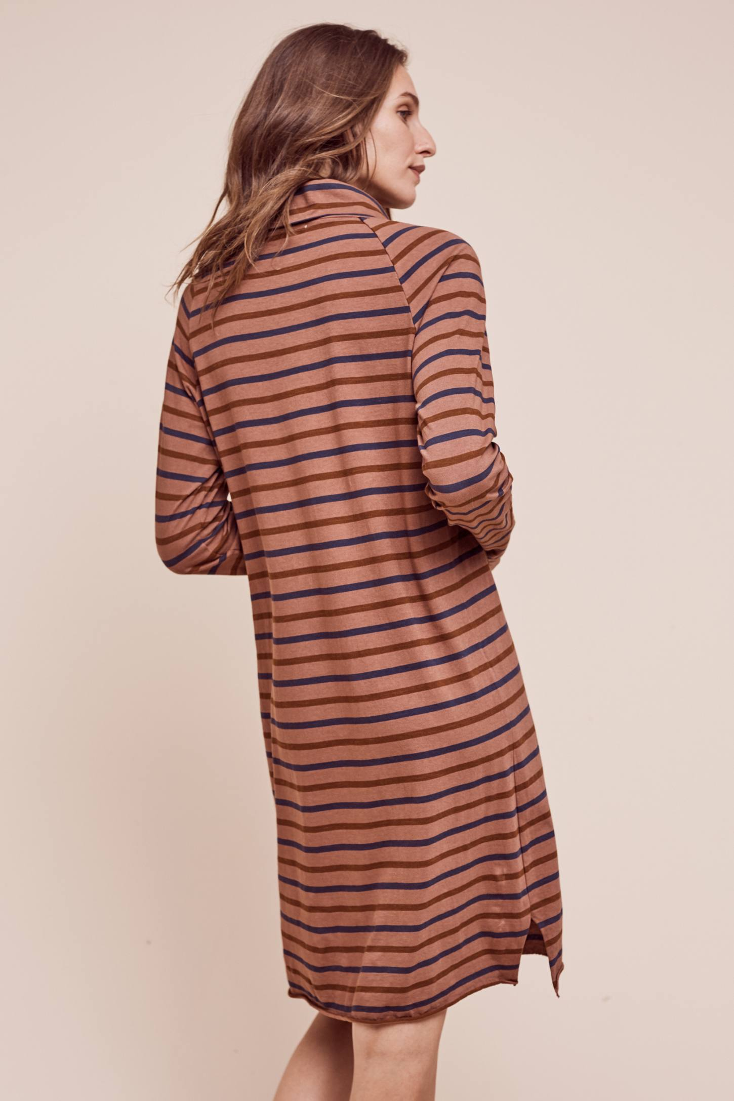 Striped Voyager Dress