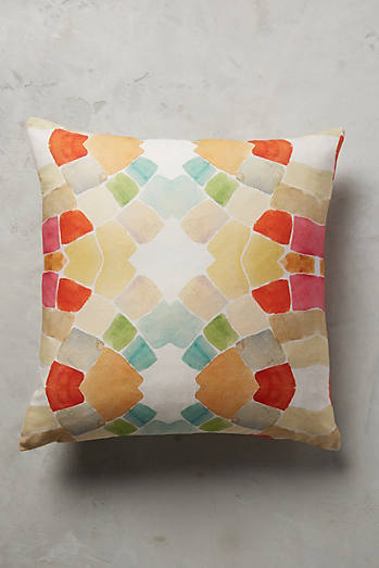 Bunglo Mid-Century Pop Pillow